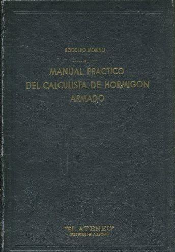 Manual Practico Del Calculista De Hormigon