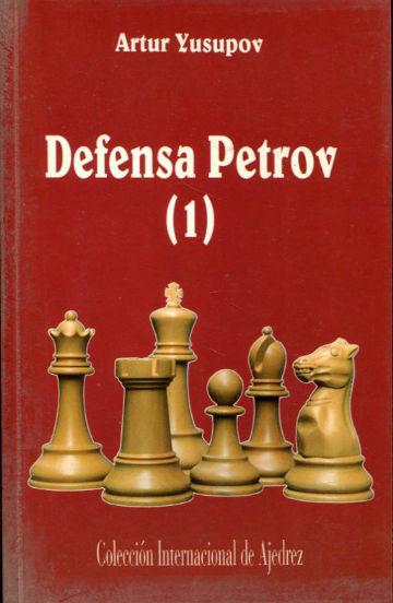 DEFENSA PETROV (1).: YUSUPOV, Artur.