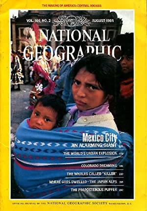 NATIONAL GEOGRAPHIC. VOL. 166, Nº 2. AUGUST