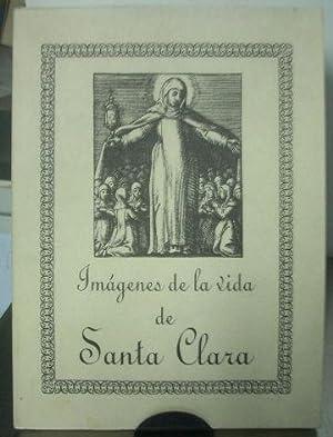 IMÁGENES DE LA VIDA DE SANTA CLARA.: SEDULIUS, Henricus.