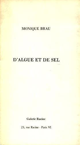 D'ALGUE ET DE SEL.
