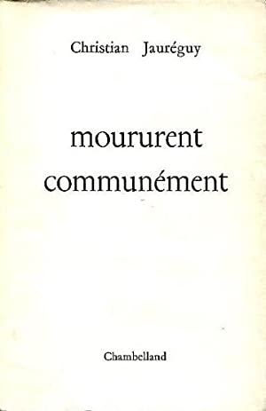 MURURENT COMMUNEMENT.
