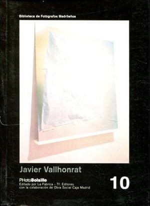 JAVIER VALLHONRAT.: VALLHONRAT, Javier.