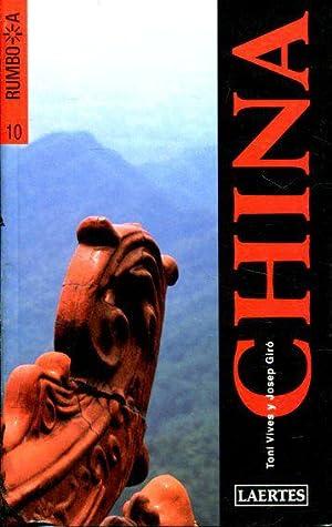 RUMBO A CHINA.: VIVES/GIRO, Toni/Josep.