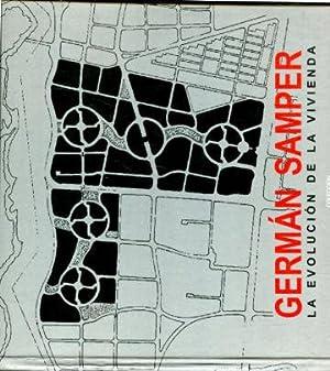 GERMAN SAMPER, LA EVOLUCION DE LA VIVIENDA.: VV.AA.