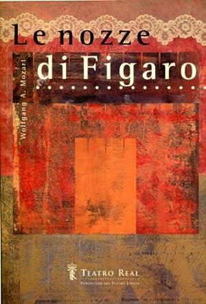 LE NOZZE DI FIGARO (TEATRO REAL TEMPORADA 97-98).: MOZART, Wolfgang A.