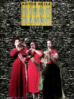 RINGO RANGO (LIBRO + VIDEO).: REIXA Antón.