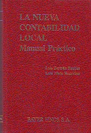 LA NUEVA CONTABILIDAD LOCAL. MANUAL PRACTICO.