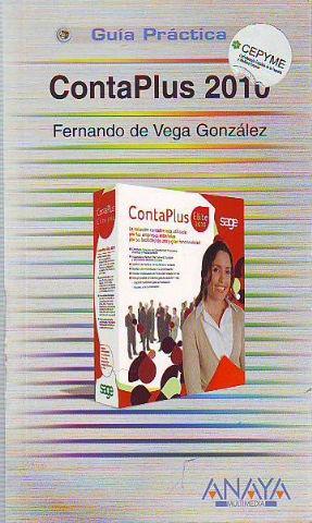 CONTAPLUS 2010.: VEGA GONZALEZ, Fernando