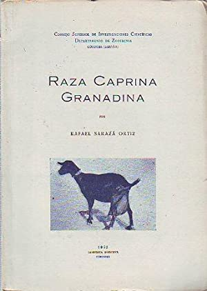 RAZA CAPRINA GRANADINA.
