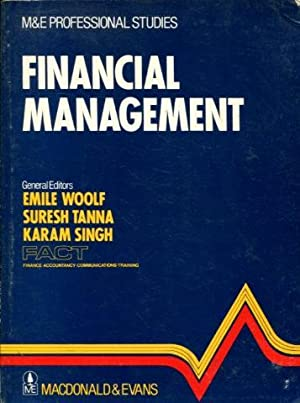 FINANCIAL MANAGEMENT (M&E PROFESSIONAL STUDIES).