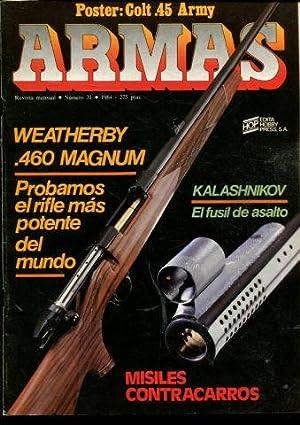 REVISTA ARMAS. Nº 31.