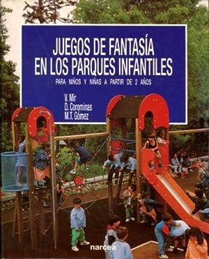 Juegos De Fantasia En Los Parque Infantiles Para Ninos Y Ninas A