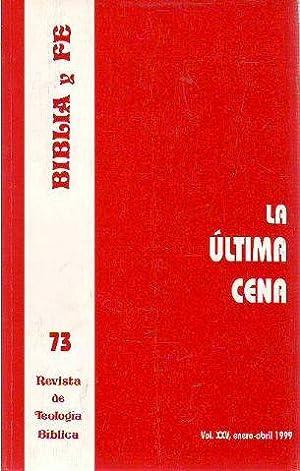 BIBLIA Y FE, REVISTA DE TEOLOGIA BIBLICA