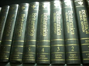 BRITANNICA. GLOBAL EDITION (30 VOLUMES).: HOIBERG/LEVY. Dale H./Michael.