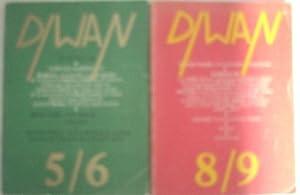DIWAN. ESPECIAL BARROCO. Nº 5-6 Y 8-9: VV.AA.