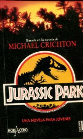 JURASSIC PARK.: CRICHTON, Michael.