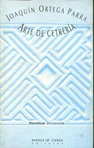 ARTE DE CETRERIA.: ORTEGA PARRA, Joaquin.