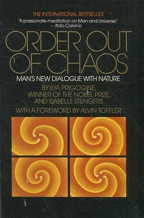 ORDER OUT OF CHAOS. AN'S NEW DIALOGUE WITH NATURE.