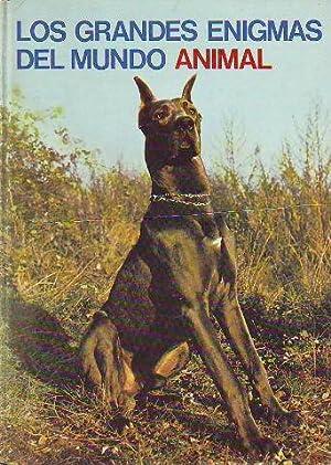 LOS GRANDES ENIGMAS DEL MUNDO ANIMAL: LOS ANIMALES DOMESTICOS 1.: VERBEEK, Yves.