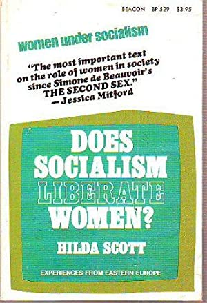 DOES SOCIALISM LIBERATE WOMEN? EXPERIENCES FROM EASTERN EUROPE.