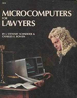MICROCOMPUTERS FOR LAWYERS.