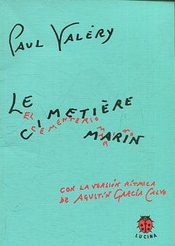 Valery Paul Cimetiere Marin Le Iberlibro