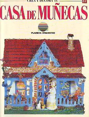 CREA Y DECORA TU CASA DE MUÑECAS. 81.