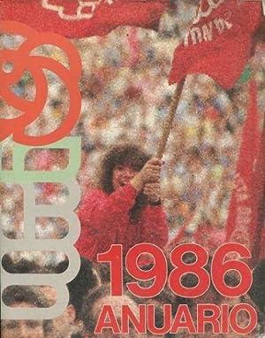 ANUARIO 1986. EL SOCIALISTA.: VV.AA.