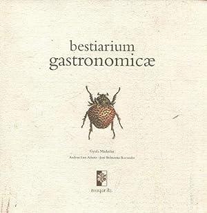 BESTIARIUM GASTRONOMICAe.: MADARASZ, Gyula.