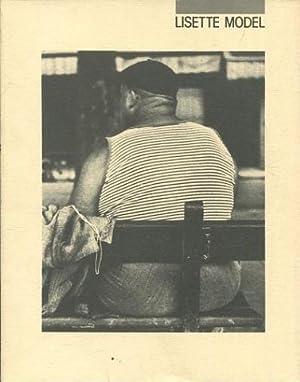 LISETTE MODEL. RETROSPECTIVA 1937-1970.: VV.AA.
