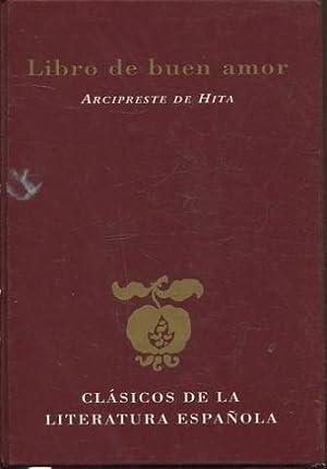 LIBRO DE BUEN AMOR.: ARCIPRESTE DE HITA,