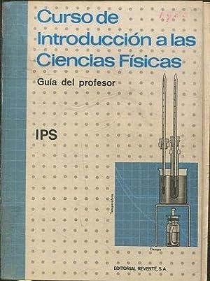 CURSO DE INTRODUCCION A LAS CIENCIAS FISICAS.: VV.AA.