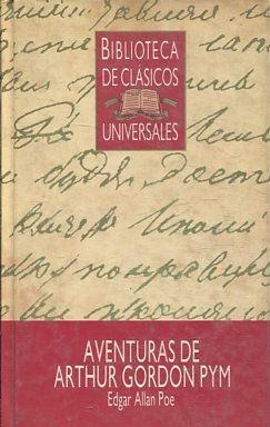 AVENTURAS DE ARTHUR GORDON PYM.: ALLAN POE Edgar.