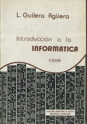 INTRODUCCION A LA INFORMATICA.