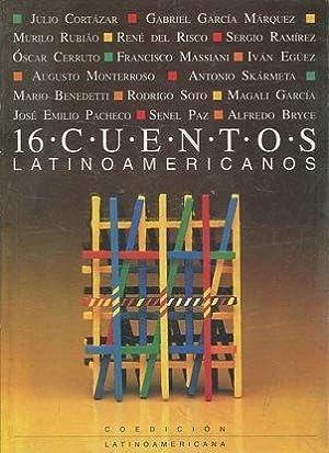 16 CUENTOS LATINOAMERICANOS.: VV.AA.