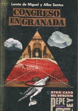 CONGRESO EN GRANADA.: MIGUEL/ SANTOS, Loreto
