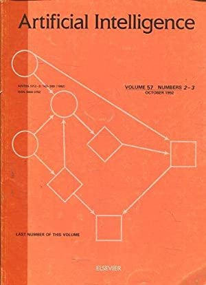 ARTIFICIAL INTELLIGENCE AN INTERNATIONAL JOURNAL. VOLUME 57, NUMBERS 2-3, OCTOBER 1992.