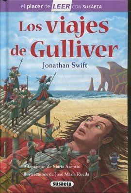 LOS VIAJES DE GULLIVER.: SWIFT Jonathan.