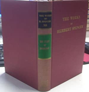 THE WORKS OF HERBERT SPENCER. XII: THE STUDY OF SOCIOLOGY.