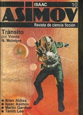 REVISTA DE CIENCIA FICCION 10. TRANSITO.