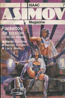 MAGAZINE 7. PARASITOS DE PASION.