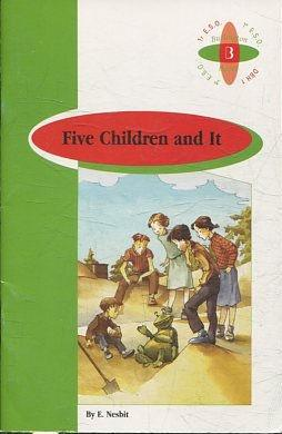 FIVE CHILDREN AND IT.