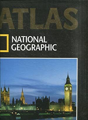 NATIONAL GEOGRAPHIC. ATLAS. EUROPA 3 TOMOS.