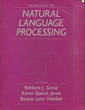 READINGS IN NATURAL LANGUAGE PROCESSING.