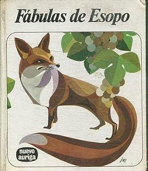 FABULAS DE ESOPO.: VV.AA.