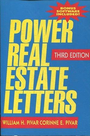 POWER REAL ESTATE LETTERS. THIRD EDITION.