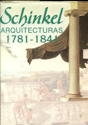 SCHINKEL, ARQUITECTURAS 1781-1841.: VV. AA.