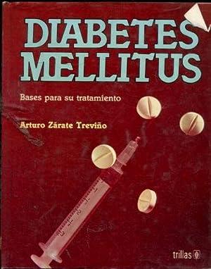 DIABETES MELLITUS.: ZARATE TREVIÑO, Arturo.