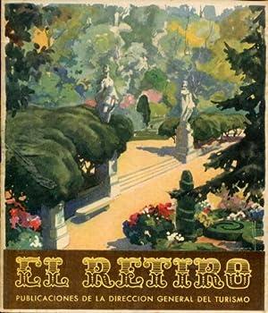 EL RETIRO (PUBLICACIONES DE LA DIRECCION GENERAL DE TURISMO).